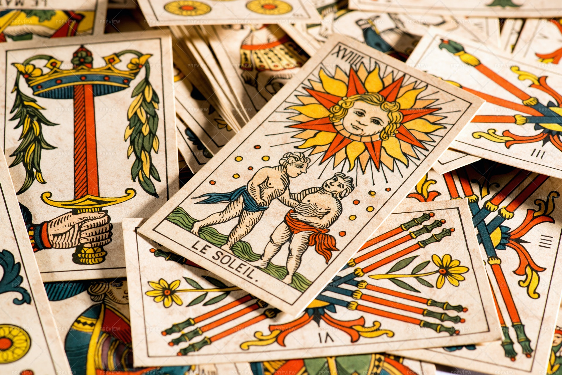 Fed Up Of Doing Tarot Card Analysis The Old Means?