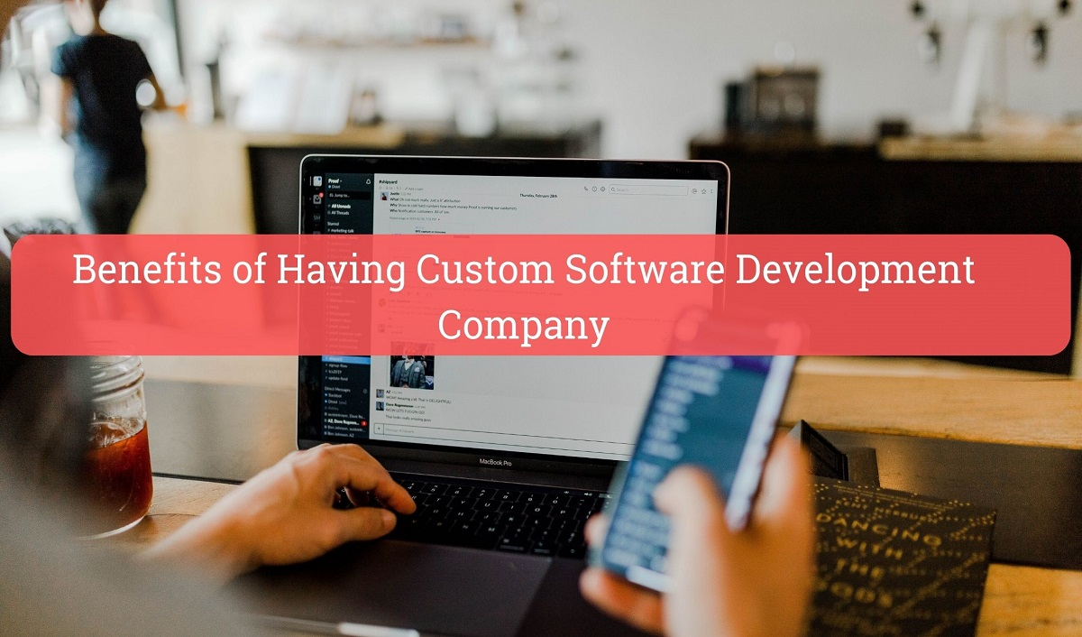 Techniques To Grasp Customized Software Program Growth Firm