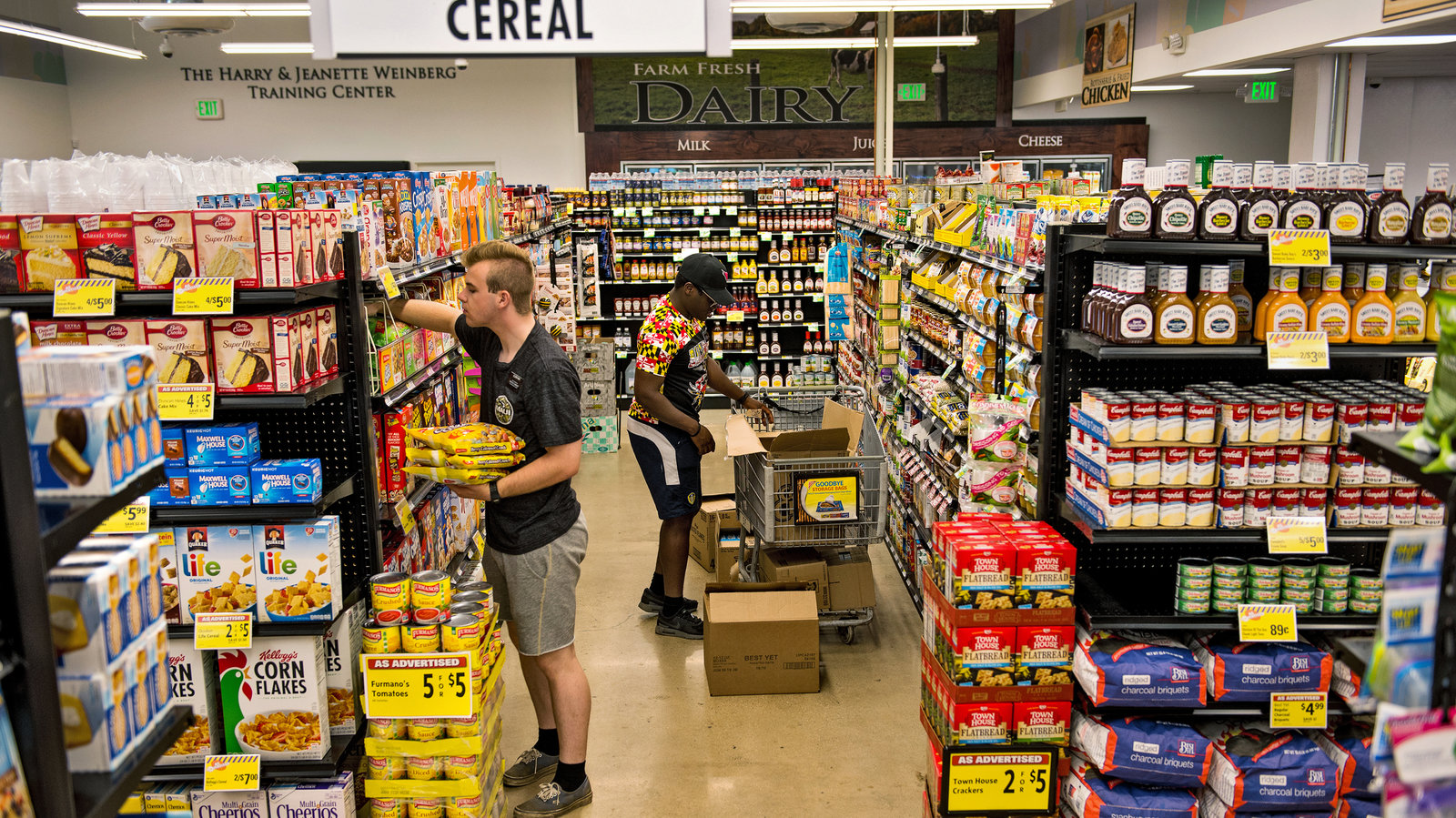 Grocery Shipping! 6 Methods The Contest Is Aware Of, However You Do Not